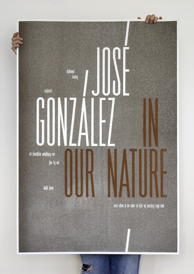 Zwoelf_Jose_Gonzalez_In_Our_Nature_01_plakat