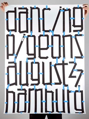 Zwoelf_dancing_pigeons_01_poster