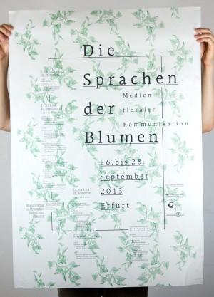 zwoelf_fu_erfurt_sprachen_der_blumen_poster